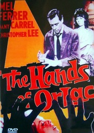 The Hands of Orlac - movie with Donald Pleasence.