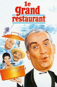 Le grand restaurant - movie with Louis de Funes.