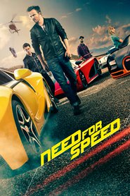 Need for Speed - movie with Michael Keaton.