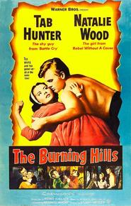 The Burning Hills - movie with Eduard Franz.