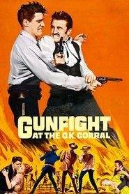 Gunfight at the O.K. Corral - movie with Burt Lancaster.