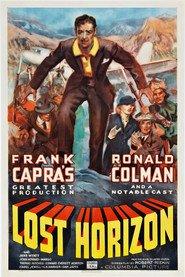 Lost Horizon is the best movie in John Howard filmography.