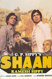 Shaan - movie with Shatrughan Sinha.