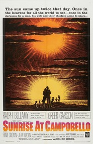 Sunrise at Campobello is the best movie in Hume Cronyn filmography.