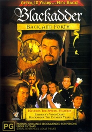 Blackadder Back & Forth - movie with Stephen Fry.