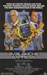 Avalanche Express is the best movie in Horst Buchholz filmography.