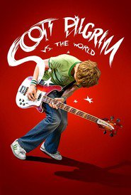 Scott Pilgrim vs. the World - movie with Chris Evans.