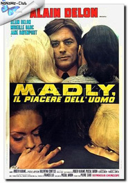 Madly - movie with Alain Delon.