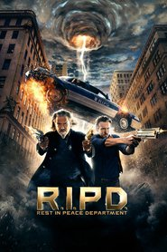 R.I.P.D. - movie with Ryan Reynolds.