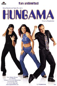 Hungama - movie with Shakti Kapoor.