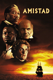 Amistad - movie with Anthony Hopkins.