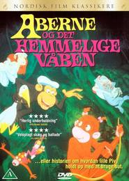 Aberne og det hemmelige vaben - movie with Otto Brandenburg.