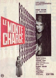 Le monte-charge - movie with Robert Dalban.