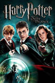 Harry Potter and the Order of the Phoenix - movie with Alan Rickman.