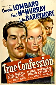 True Confession - movie with Fritz Feld.