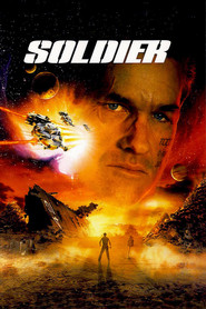 Soldier - movie with Jason Isaacs.