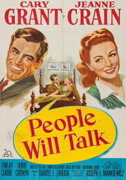 People Will Talk - movie with Walter Slezak.