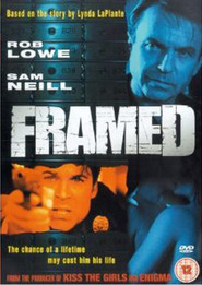 Framed - movie with Rob Lowe.