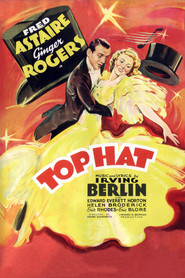 Top Hat - movie with Eric Blore.