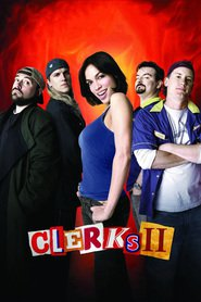 Clerks II - movie with Rosario Dawson.