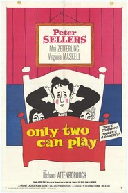 Only Two Can Play is the best movie in Richard Attenborough filmography.