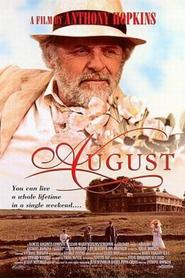 August - movie with Anthony Hopkins.