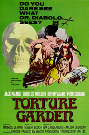 Torture Garden - movie with Peter Cushing.