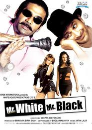 Mr. White Mr. Black - movie with Sadashiv Amrapurkar.