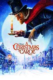 A Christmas Carol - movie with Jim Carrey.