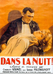 Dans la nuit - movie with Charles Vanel.