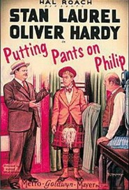 Putting Pants on Philip - movie with Stan Laurel.