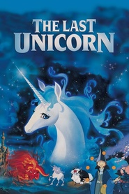 Animation movie The Last Unicorn.