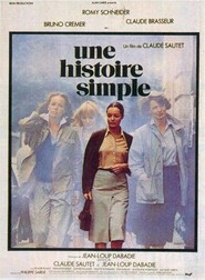Une histoire simple is the best movie in Bruno Cremer filmography.