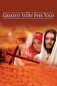 The Greatest Story Ever Told - movie with Max von Sydow.