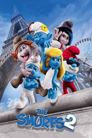 The Smurfs 2 - movie with Christina Ricci.