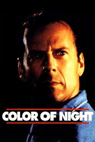 Color of Night - movie with Eriq La Salle.