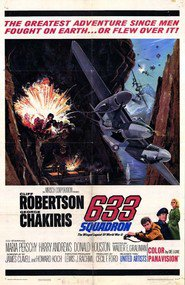 633 Squadron - movie with Maria Perschy.