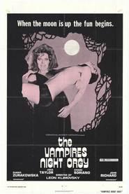 La orgia nocturna de los vampiros is the best movie in Manuel de Blas filmography.