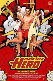 Main Tera Hero is the best movie in Varun Dhawan filmography.