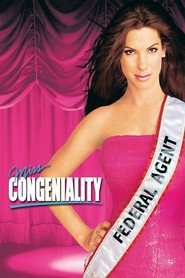 Miss Congeniality - movie with Michael Caine.