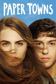 Paper Towns - movie with Cara Buono.