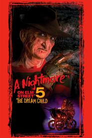 A Nightmare on Elm Street: The Dream Child - movie with Erika Anderson.