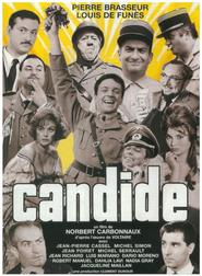 Candide ou l'optimisme au XXe siecle - movie with Louis de Funes.