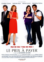 Le prix a payer is the best movie in Anais Demoustier filmography.