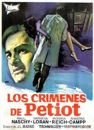 Los crimenes de Petiot - movie with Paul Naschy.
