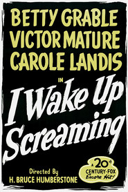 I Wake Up Screaming - movie with Alan Mowbray.