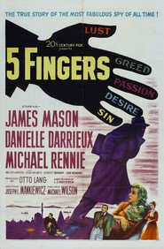 5 Fingers - movie with John Wengraf.