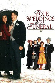Four Weddings and a Funeral - movie with Simon Callow.