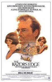 The Razor's Edge - movie with Bill Murray.
