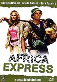 Africa Express - movie with Nello Pazzafini.